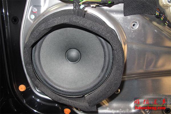 nz C200汽车音响改装案例分享By顺德道声汽车影音